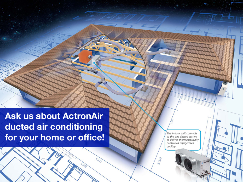 ActronAir Air Conditioning Unit