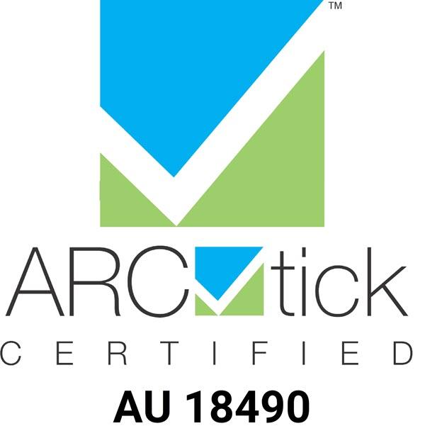 ARCtick logo